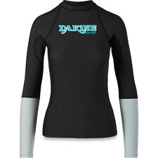 Dakine FLOW Damen Lycra Rash Guard Surfshirt Longsleeve 2018