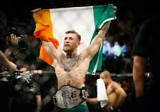 CONOR McGREGOR The Notorious PHOTO Print POSTER UFC MMA Champion Nate Diaz 003