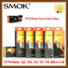 100% Authentic SMOK1 TFV8 Baby Big Baby V8-T8/T6/X4/Q2/M2/RBA Replacement Coil