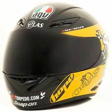 AGV K3 guy martin REPLICA Isle of Man TT Replica Casco da moto motocicletta