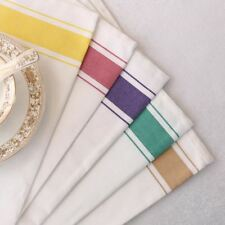 High-Grade Hotel Restaurant Napkin Tea Towel Table Napkin Kitchen Dishcloth Crea