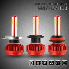 H4/H7/H11 Car LED 8000LM Headlight All-in-One Conversion Kit Hi/Lo Beam Bulbs