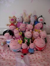 TY PEPPA PIG, family and friends