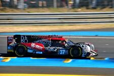 Oreca 07-Gibson no37 24 Hours of Le mans 2017 photograph picture poster print