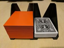 Playing Card Shoe/Holder - Standard and Mini Sizes - Various Configurations