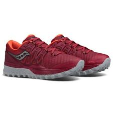 Saucony Xodus Iso 2 Berry / Coral , Zapatillas Trail running Saucony , running