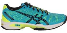 Mens asics Gel Solution Speed 2 Clay Court Tennis Shoes Trainers Size UK 7 E401Y