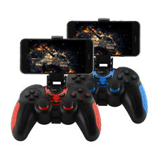 STK-7024X Wireless Bluetooth Game Controller Gamepad Blue/Red for iPhone 7/6S/6