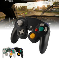 Classic Controller Wired Gamepad Joypad For Nintendo Gamecube NGC Black/White