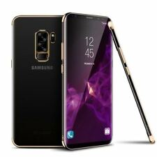 Luxury Slim Shockproof Gel Clear Case Cover for Samsung Galaxy S9 S9 Plus