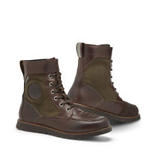REV'IT! ROYALE H2O imperméable WP bottes moto marron olive REV IT revit