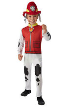 Marshall Paw Patrol Boy's Fancy Dress Costume