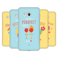 OFFICIAL MUY POP SUNNY SIDE UP MIX HARD BACK CASE FOR HTC PHONES 1