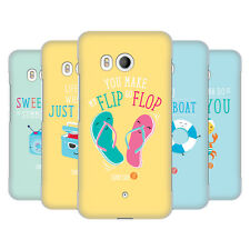 OFFICIAL MUY POP SUNNY SIDE UP SUMMER HARD BACK CASE FOR HTC PHONES 1