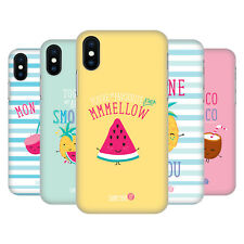 OFFICIAL MUY POP SUNNY SIDE UP FRUITS HARD BACK CASE FOR APPLE iPHONE PHONES