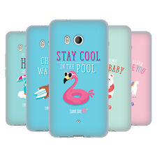 OFFICIAL MUY POP SUNNY SIDE UP ANIMALS SOFT GEL CASE FOR HTC PHONES 1