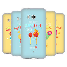 OFFICIAL MUY POP SUNNY SIDE UP MIX SOFT GEL CASE FOR HTC PHONES 1