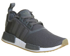 Adidas Nmd R1 Trainers Grey Grey Core Black Trainers Shoes