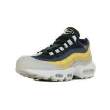 """Chaussures Baskets Nike homme Air Max 95 Essential """"Lemon Wash"""" taille Gris"""