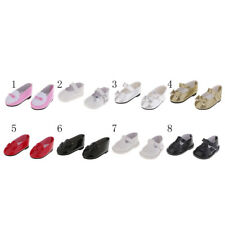 """Stylish Thin Shoes Sneakers for 18"""" American Girl Our Generation My Life Dolls"""