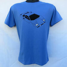 LAMBORGHINI COUNTACH LP400 RACING T SHIRT 1974-1990 V12 SUPER CAR SCCA LAMBO