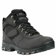 Timberland Men's Mt. Maddsen Mid Waterproof Hiking Boots Black TB02731R001