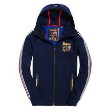 Superdry Gymtech Team Ziphood Rich Navy , Sudaderas Superdry , fitness