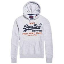 Superdry Sweat Shirt Shop Duo Hood Ice Marl , Sudaderas Superdry , moda