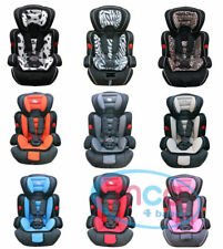 NewMCC® 3 in 1 Child Baby Car Seat Safety Booster For Group 1/2/3 9-36kg ECE R44