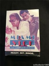 Miami Vice: The Complete Series (DVD, 2016, 20-Disc Set)