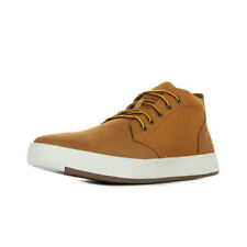 Chaussures Baskets Timberland homme Davis Square F/L Chukka Wheat taille Beige