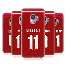 LIVERPOOL FC LFC 2018/19 PLAYERS HOME KIT GROUP 1 GEL CASE FOR SAMSUNG PHONES 1