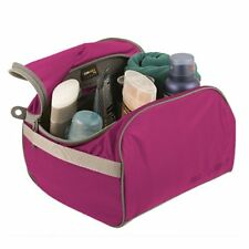 Sea To Summit Travelling Light Toiletry Travel Shower Cell, Berry x Gray