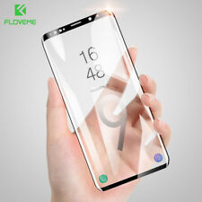 FLOVEME Soft Screen Protector For Samsung Galaxy S9 S8 Film 3D Curved Full