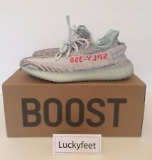 Adidas Yeezy Boost 350 V2 Blue Tint UK  8 8.5 9 B37571 butter Beluga 2.0 bred