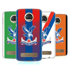 OFFICIAL CRYSTAL PALACE FC 2018/19 PLAYERS KIT BACK CASE FOR MOTOROLA PHONES 1