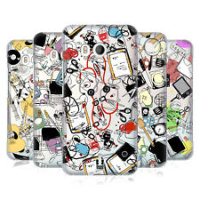 HEAD CASE DESIGNS DOODLE PROFESSIONS HARD BACK CASE FOR HTC PHONES 1