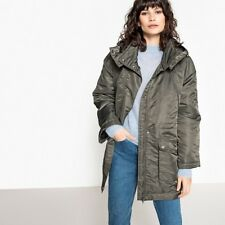La Redoute Collections Womens Hooded Parka