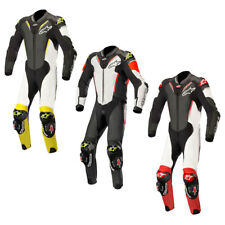 Alpinestars Atem V3 Motorrad Motorcycle One Piece Leather Suit All Colours &
