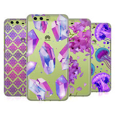 HEAD CASE DESIGNS ULTRA VIOLET PATTERNS HARD BACK CASE FOR HUAWEI PHONES 1