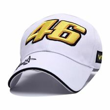 Baseball Cap 46 Embroidery Snap Back Hat Motorcycle Racing Sport For Men & Women