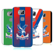 OFFICIAL CRYSTAL PALACE FC 2018/19 PLAYERS KIT SOFT GEL CASE FOR HUAWEI PHONES 2