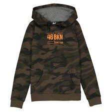 La Redoute Collections Boy Camouflage Print Hoodie, 1016 Years
