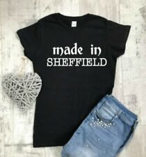 Made In ANY TOWN T-shirt, Personalised T-shirt, Any Town or City Printed Custom