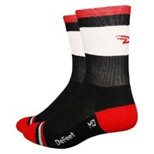 Defeet Aireator Tall Red , Calcetines Defeet , ciclismo , Ropa hombre