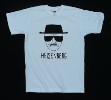 Heisenberg Breaking Bad Inspired T Shirt, men's cotton tee
