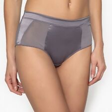 La Redoute Collections Womens Full Briefs In Satin And Tulle