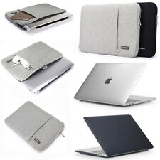 """Laptop Shell Cover/Sleeve Bag Case Carry For 2017 2018 Macbook Pro 13"""" 15"""" MBP"""