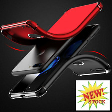 Case Cover For iPhone  6 6s 7 7 Plus Hybrid Shockproof Silicone Protective Clear