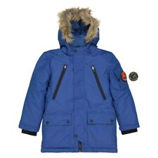 La Redoute Collections Boy Parka With Interchangeable Badges, 312 Years